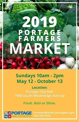 Farmers Market Poster 2019 VAL