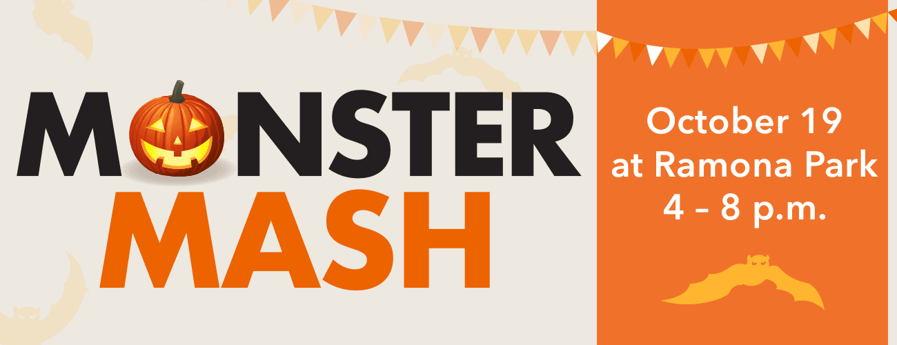 Website Banner - Monster Mash