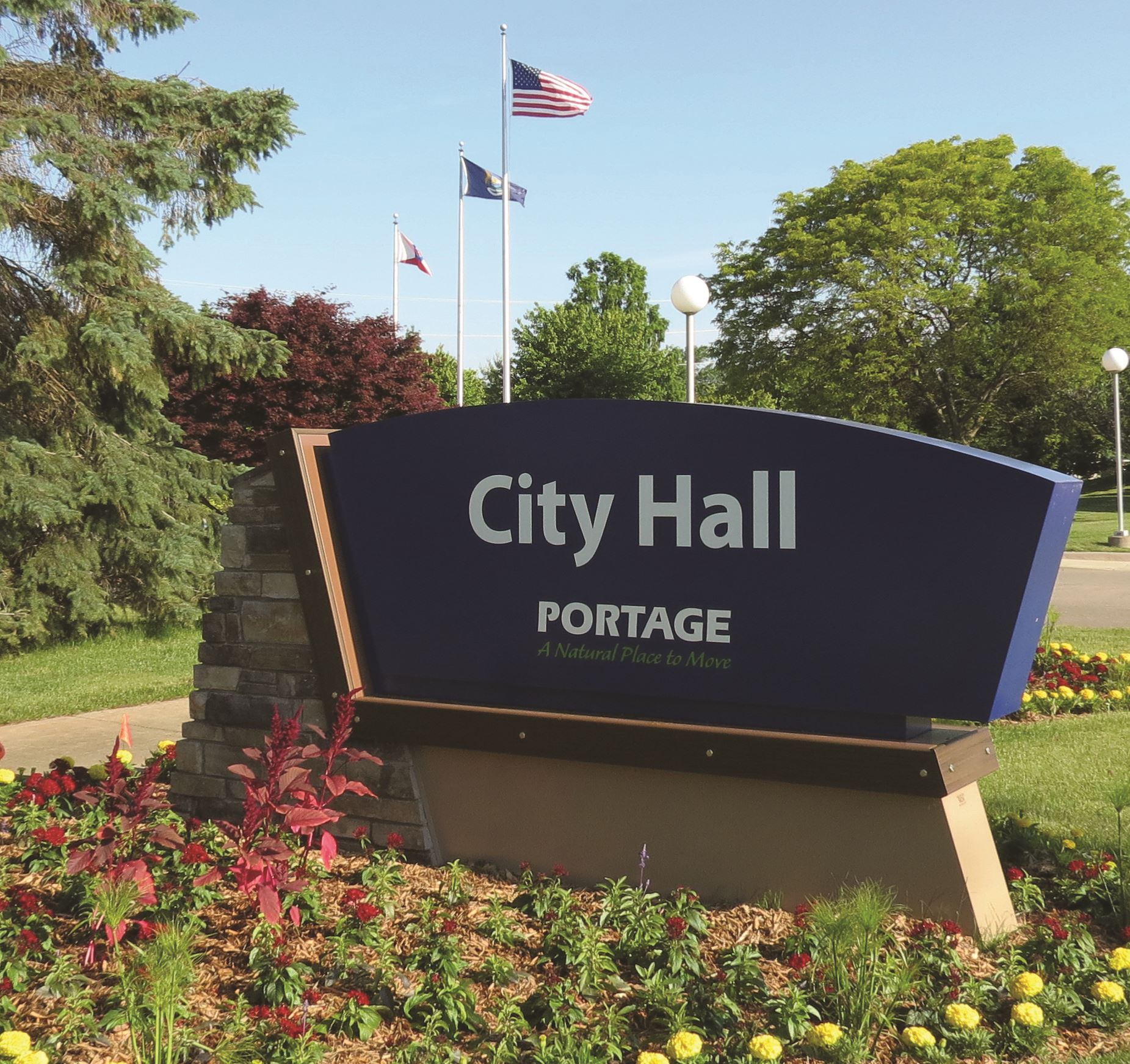 City Hall Summer 2019