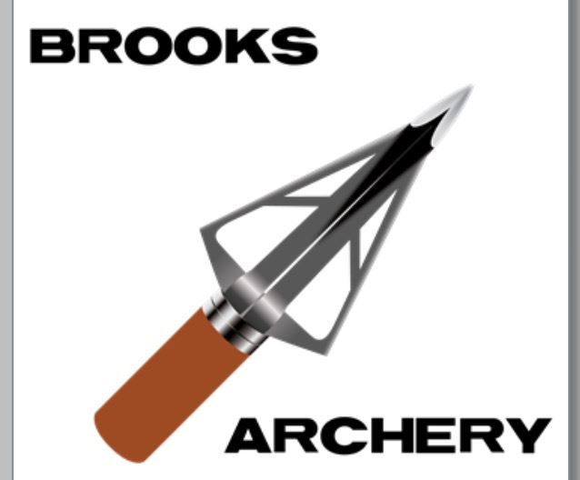 Brooks Archery Logo