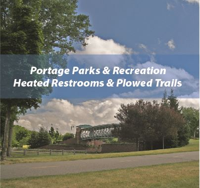 Heated Bathrooms Plowed Trails 401
